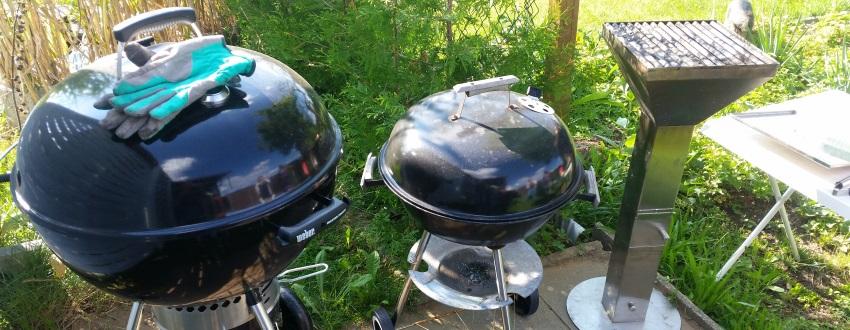 Der große Grilltest – Weber Grill vs. Billig Grill vs. selbst gebauter Grill