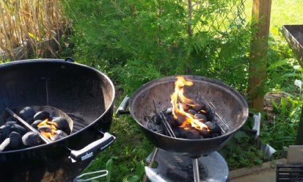 Den Grill sicher anzünden – Gefahren und Unfälle vermeiden