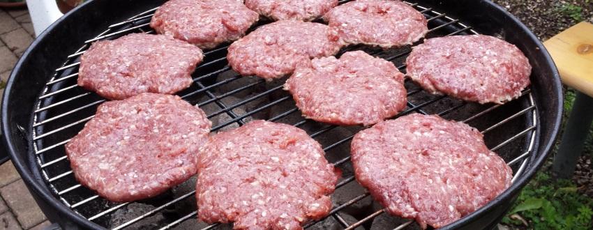 Burger grillen leicht gemacht