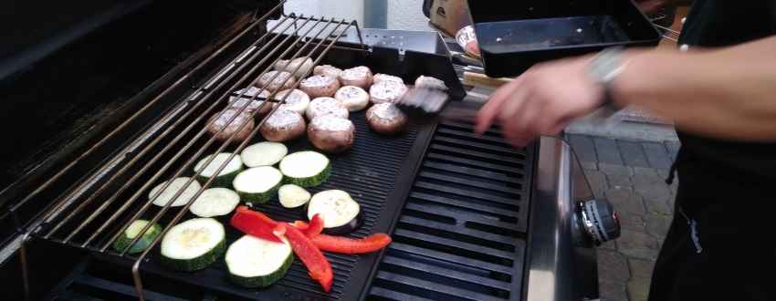 Gemüse grillen: gesunde Vitaminbomben vom Grill