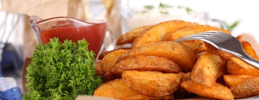 Kartoffel und Süßkartoffel grillen – so gelingt's