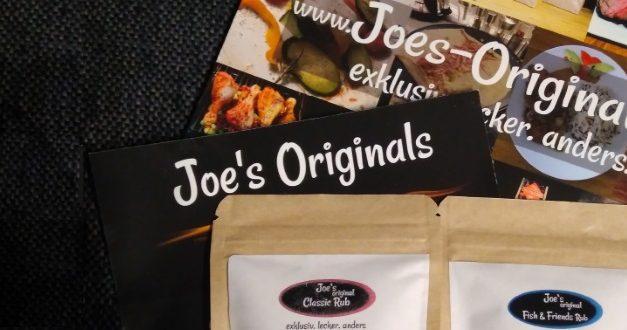 Produkttest: Classic Rub und Fish & Friends Rub von Joes Originals