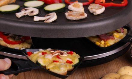 Raclette statt Fondue zu Silvester – oder beides?