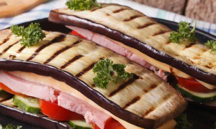 Gesunde Vielfalt: Bunte Gemüsesandwiches auf dem Grill