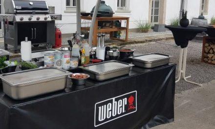Grillen will gelernt sein – Mein Besuch auf dem Weber Grillseminar