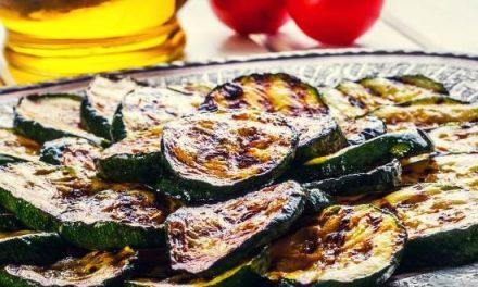 Zucchini grillen – vegan und lecker mit diesen Rezepten