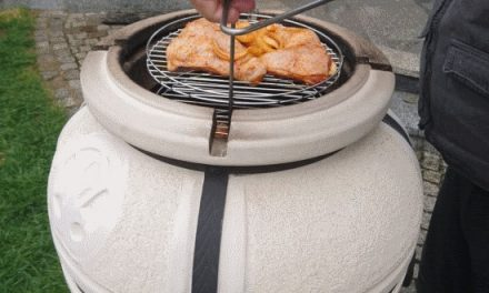 Der Tandoori – ein altertümlicher Ofen neu aufgelegt
