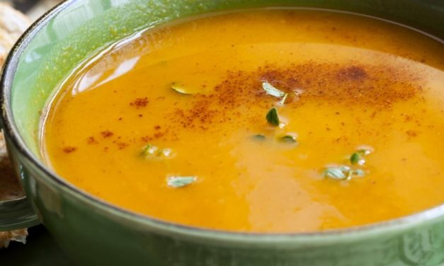 So gelingt die perfekte Kürbissuppe auf dem Grill
