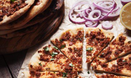Lahmacun – ein Klassiker der türkischen Küche