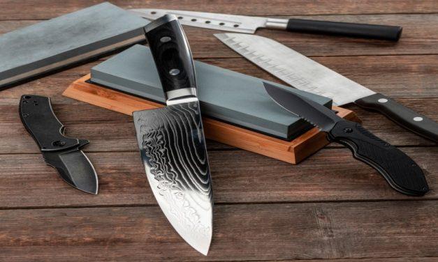 Messer schärfen – So geht's richtig